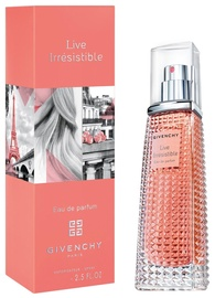 Parfüümid Givenchy Live Irresistible 50ml EDP