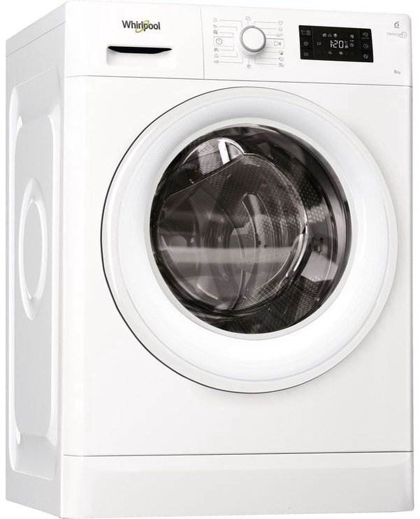 Skalbimo mašina Whirlpool FWG81284W EU