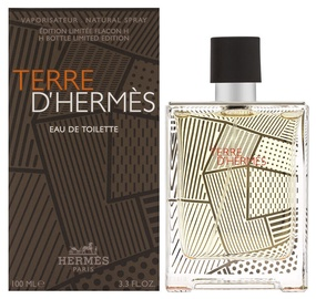 Tualetes ūdens Hermes Terre D Hermes H Bottle Limited Edition 100ml EDT