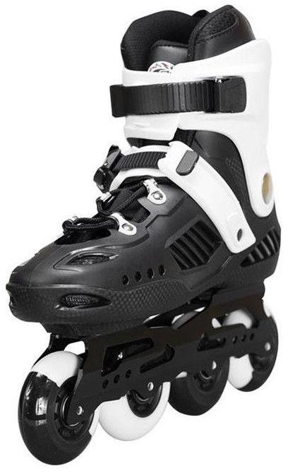 Nils Extreme Inline Skates Black/White NA12333 40