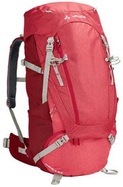 Vaude Womens Asymmetric 48 + 8 Red