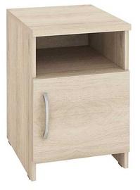 DaVita Alfa 64.44 Office Cabinet Kronberg Oak