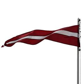 Vimpelis Latvijas mastam