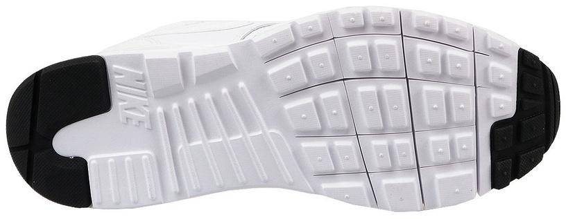 Nike Trainers Air Max Vision GS 917857-100 White 36.5