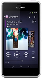Sony D2114 Xperia E1 TV Dual White