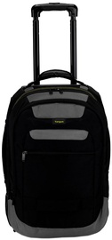 Targus City Gear Laptop Vertical Roller Bag 15.6 Black
