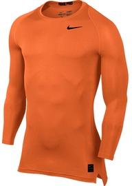 Nike Men's Pro Cool Compression LS Top 703088 815 Orange S