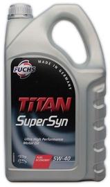 Fuchs Titan SuperSyn 5W40 Engne Oil 5L
