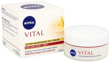 Nivea Vital Day Cream Nourishing 50ml
