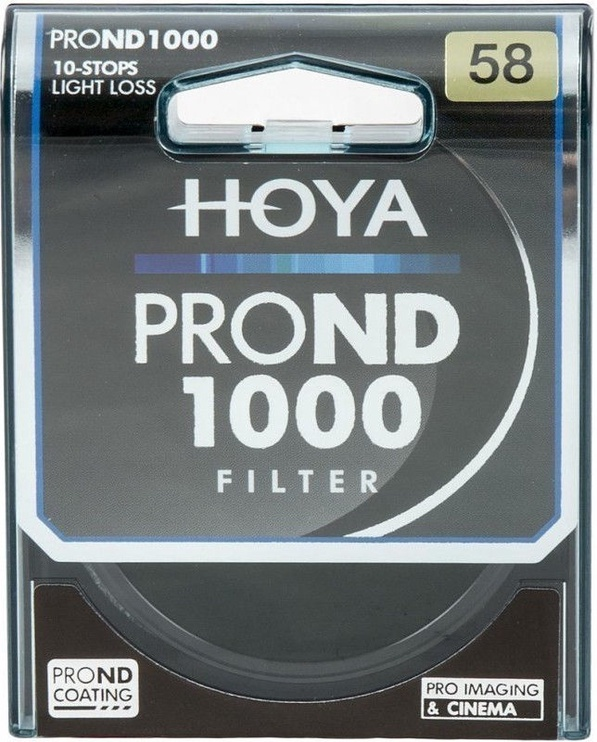 Hoya ND1000 Pro Filter 58mm