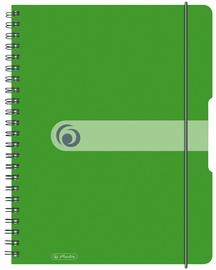 Herlitz Spiral Pad To Go A4 Green 11293099
