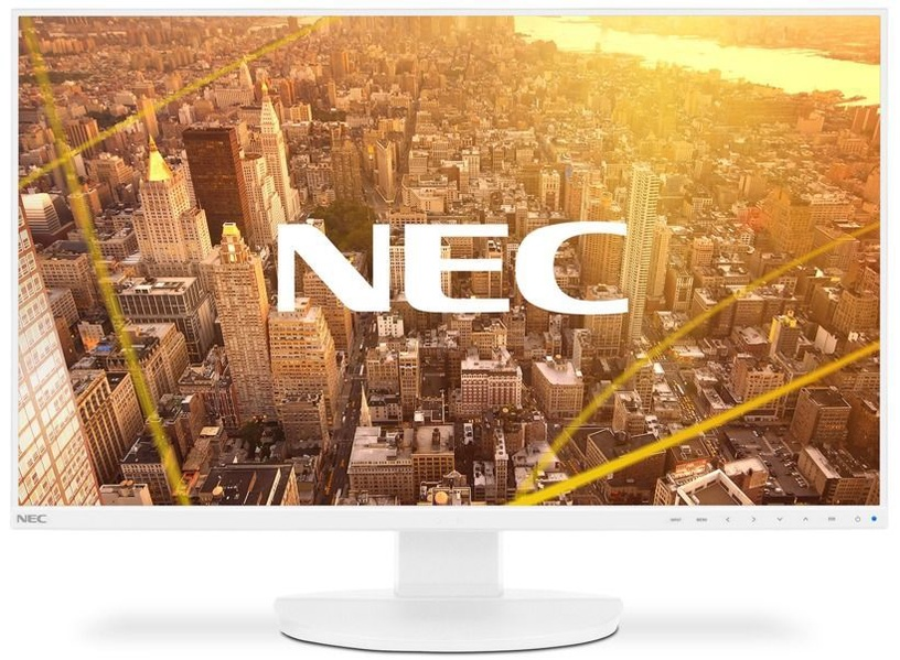 "Monitorius NEC MultiSync EA271F White, 27"", 6 ms"