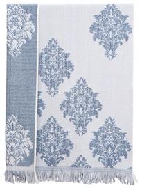 Dvielis Ardenza Versailles, zila, 140 cm x 70 cm, 2 gab.