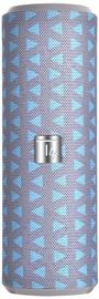 Belaidė kolonėlė Techly 108552 Grey/Blue, 10 W