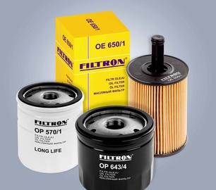 Automobilių tepalo filtras Filtron OP595
