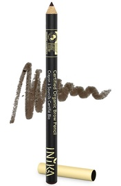 Inika Certified Organic Brow Pencil 1.2g Dark Brunette