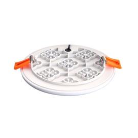 Įmontuojamas šviestuvas Tope Ronda, 11W, LED