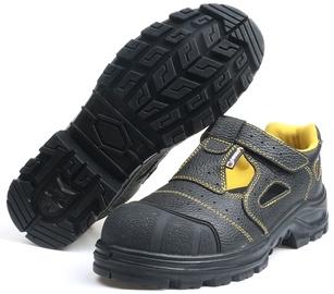 Ботинки Pesso, черный, 44