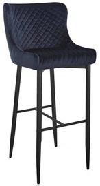 Барный стул Signal Meble Hoker Colin B H-1 Velvet Black, 1 шт.