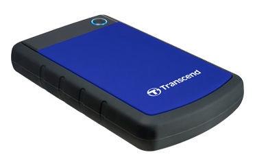 """Transcend 2.5"""" StoreJet 25H3 4TB Blue"""