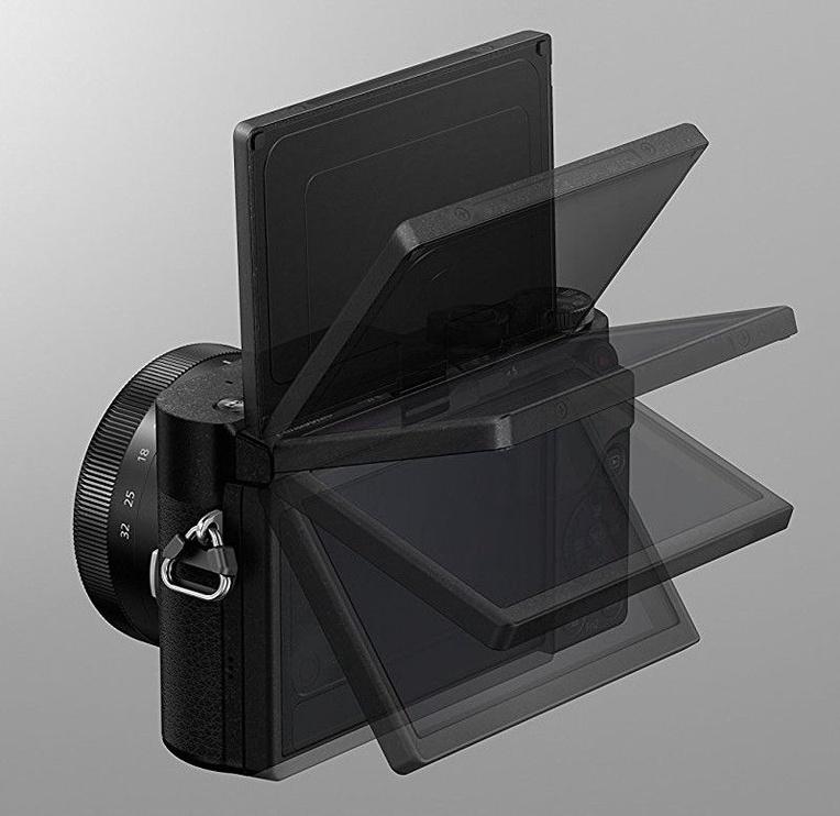 Panasonic LUMIX G Compact System Camera DC-GX800