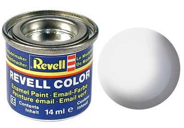 Revell Email Color 14ml Silk RAL 9010 White 32301