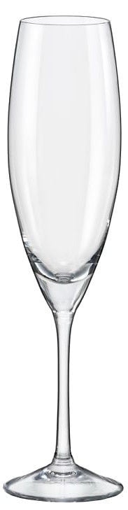 Bohemia Champagne Glass Sophia 230ml 6pcs