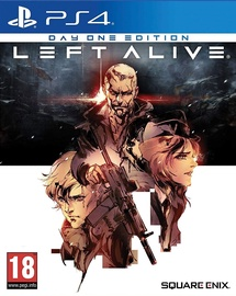 Žaidimas Left Alive Day One Edition PS4