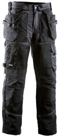 Dimex 676 Craftsmans Trousers Black/Grey 52