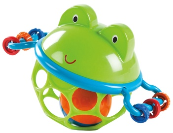 Grabulis Oball Jingle And Shake Pal Frogball 10063