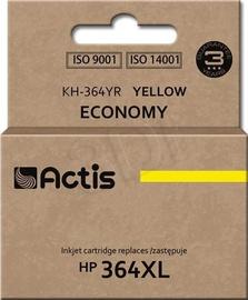 Actis Cartridge KH-364YR For HP 12ml Yellow