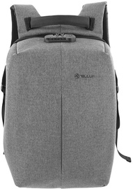 Tellur Antitheft V2 Notebook Backpack 15.6'' Grey