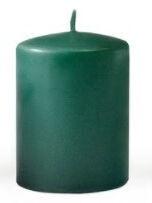 Mondex Classic Candle XL Green 24cm