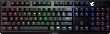 Gigabyte AORUS K9 Optical Mechanical Gaming Keyboard US Red (bojāts iepakojums)