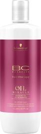 Šampūnas Schwarzkopf Bonacure Oil Miracle Brazilnut Oil In, 1000 ml