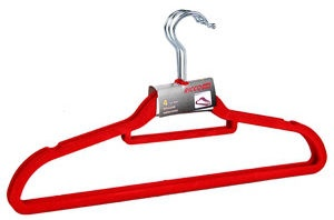 Verners Hangers 4pcs Red