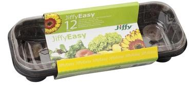 Minikasvuhoone+turbatabletid JIFFY12
