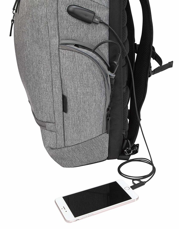 Targus CityLite Pro Premium Convertible Backpack Grey
