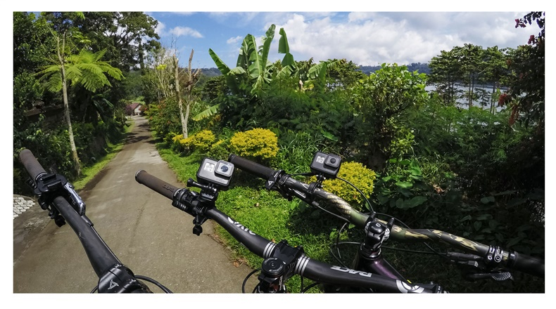 GoPro AGTSM-001 Handlebar / Seatpost / Pole Mount