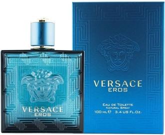 Tualetes ūdens Versace Eros 100ml EDT