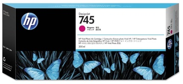 HP Cartridge F9K01A For HP 300ml Magenta