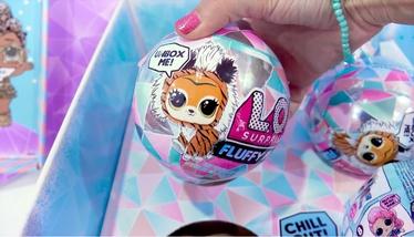 Фигурка-игрушка MGA L.O.L. Surprise Winter Disco Fluffy Pets