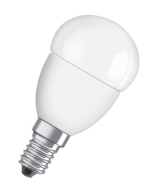Spuldze Osram LED, 6W, burbulītis