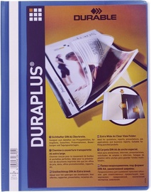 Durable Duraplus Folder Blue