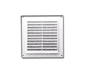 Ventilāciajs reste Europlast VR150x150mm, pelēka