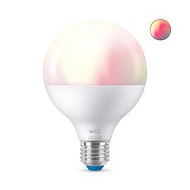 Лампочка WiZ 929002383902, led, E27, 11 Вт, 1055 лм, rgb