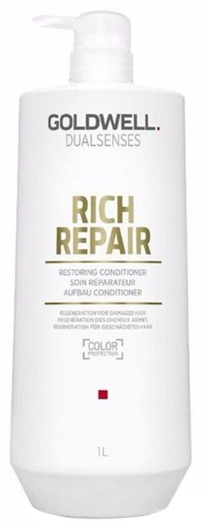 Plaukų kondicionierius Goldwell Dualsenses Rich Repair Conditioner, 1000 ml