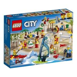 Konstruktor LEGO City, Lõbus melu rannas 60153