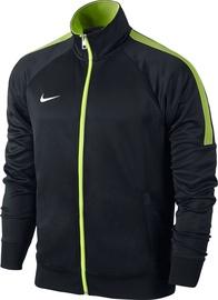 Nike Team Club Trainer Jacket 658683 011 Black Green M