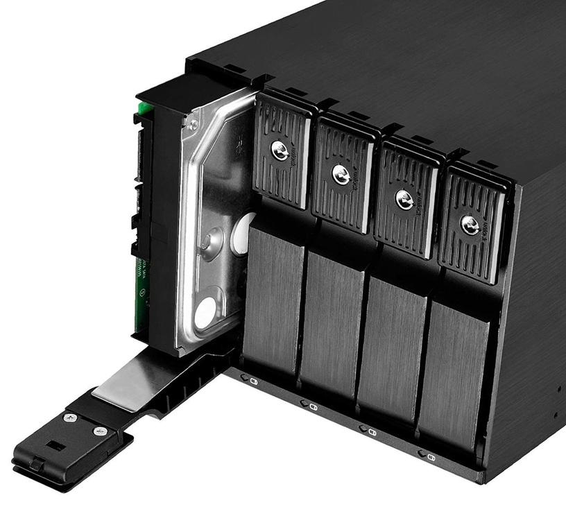 "SilverStone Hot Swap Case FS305 3x 5.25"" For 5x 3.5"" HDD/SSD"